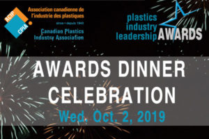 2019 Canadian Plastics Industry Association Awards